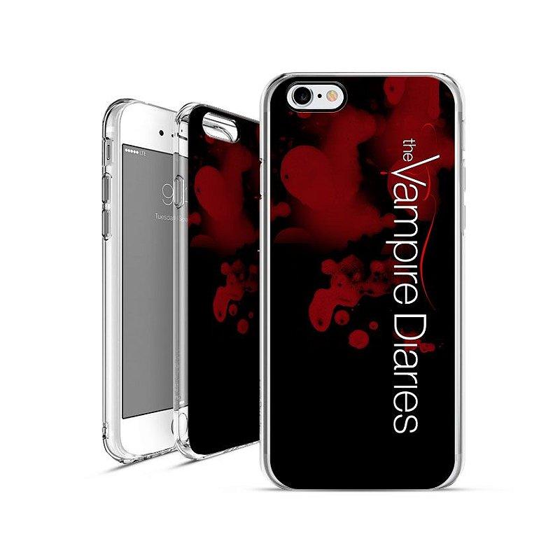 THE VAMPIRE DIARIES  - | apple - motorola  - samsung - sony - asus - lg | capa de celular