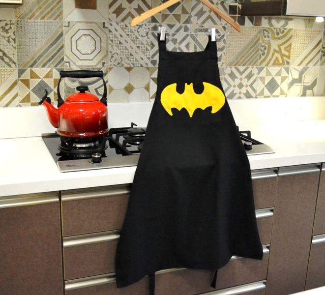 Linha Divertidos - Avental Batman