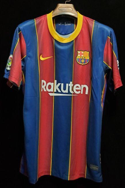 Camisa Barcelona 20 21 Home Universo Das Camisas