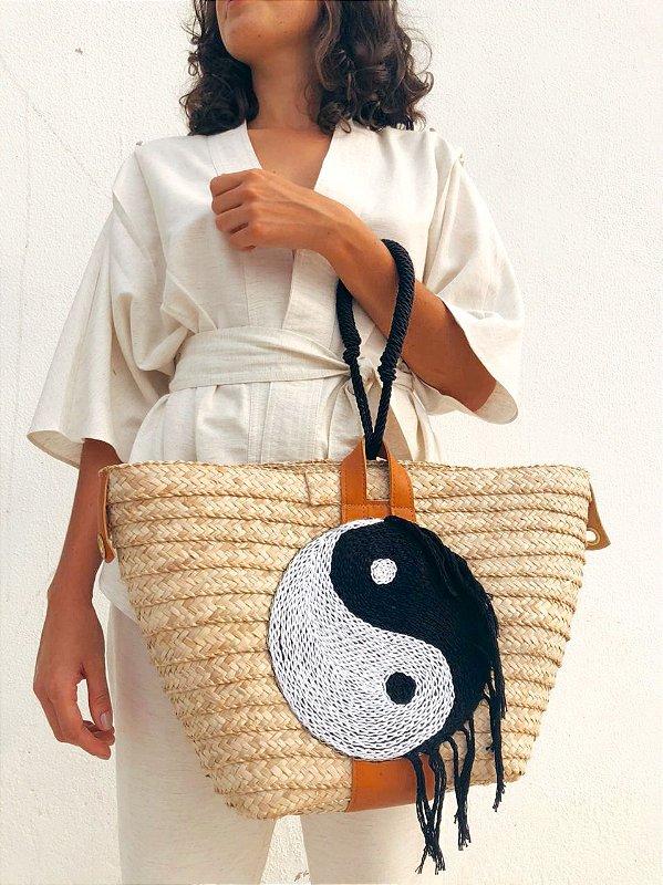 Bag Palha Yin Yang
