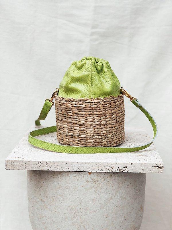 Petit Bag Couro