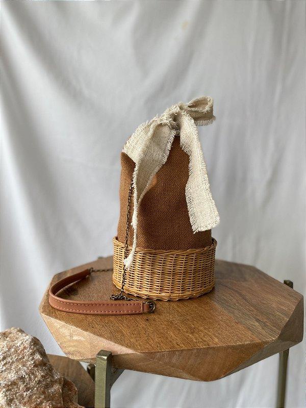 New Scarf Handbag Terra