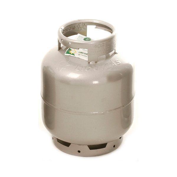 Botijão de gás de cozinha de 13kg ou P13