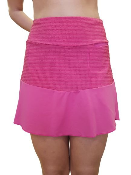 Shorts Saia Vinho