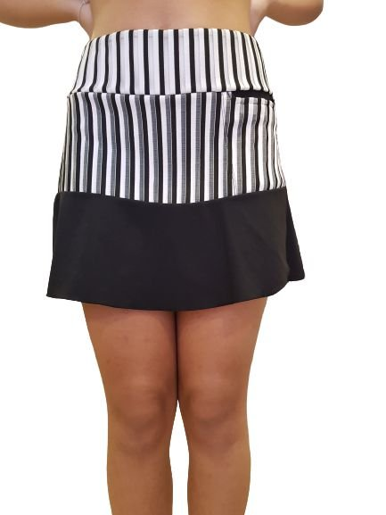 Shorts Saia Listrado PB