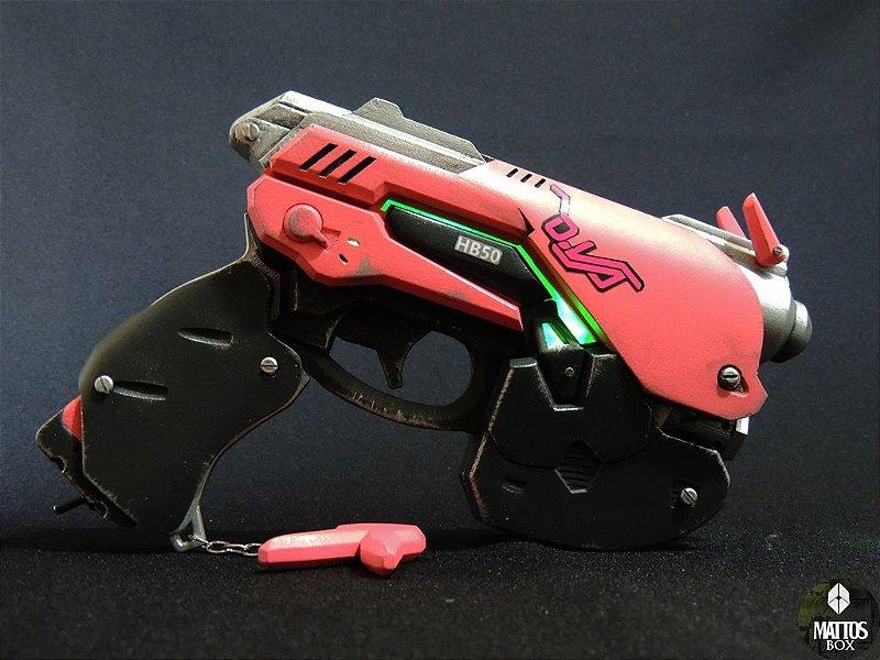 Réplica arma D.va - Overwatch