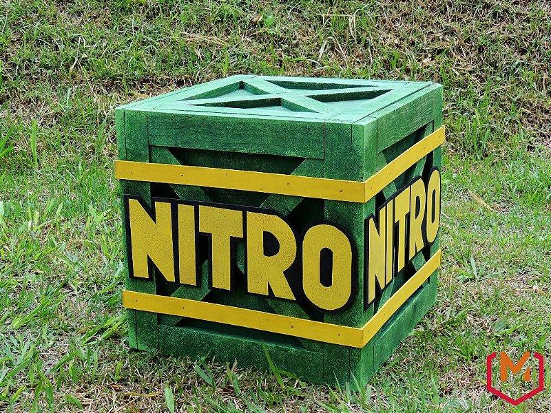 Caixa Nitro - Crash Bandicoot