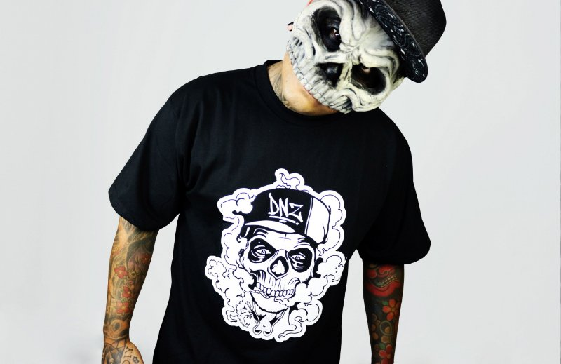Camiseta DonnzVape | Black