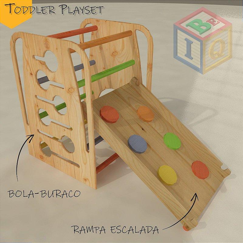 Toddler  PlaySet Gym