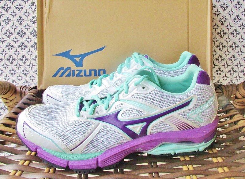 Tênis esportivo feminino Mizuno Wave Ultima 5 | Tamanho 39