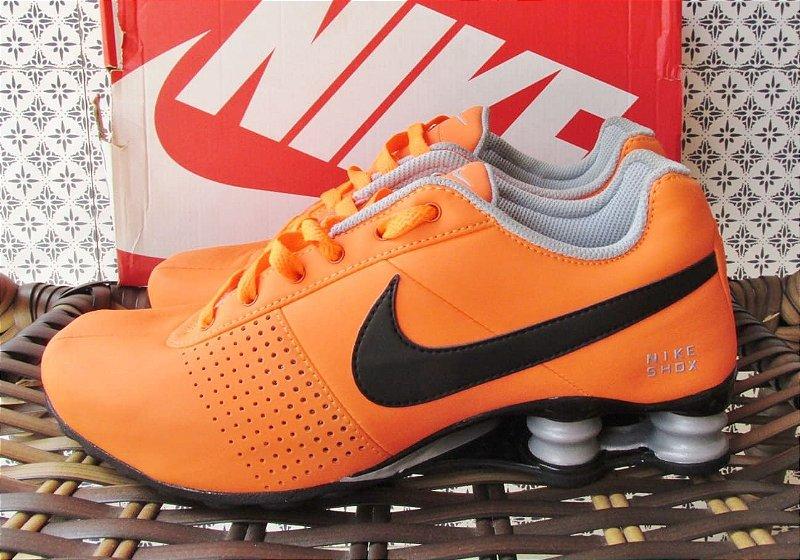 Tênis quatro molas Nike Shox Deliver | Tamanho 38
