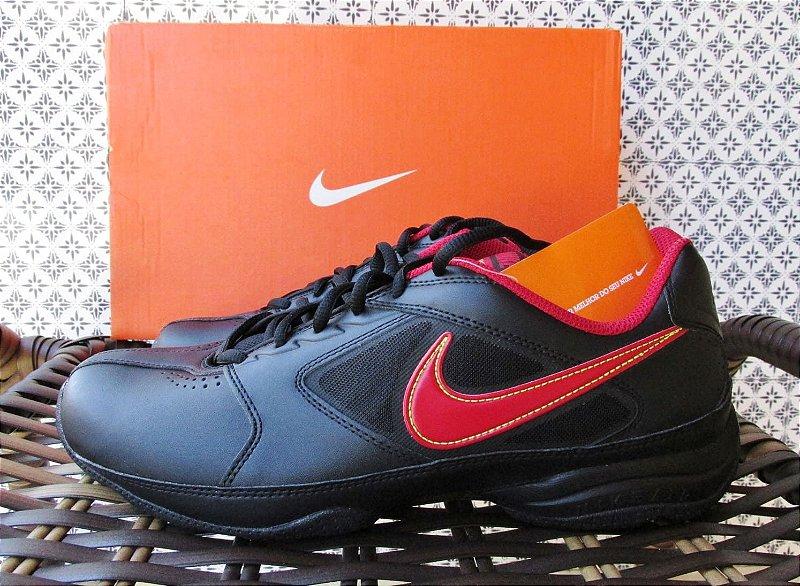 Tênis preto Nike Air Affect VI | Tamanho 39