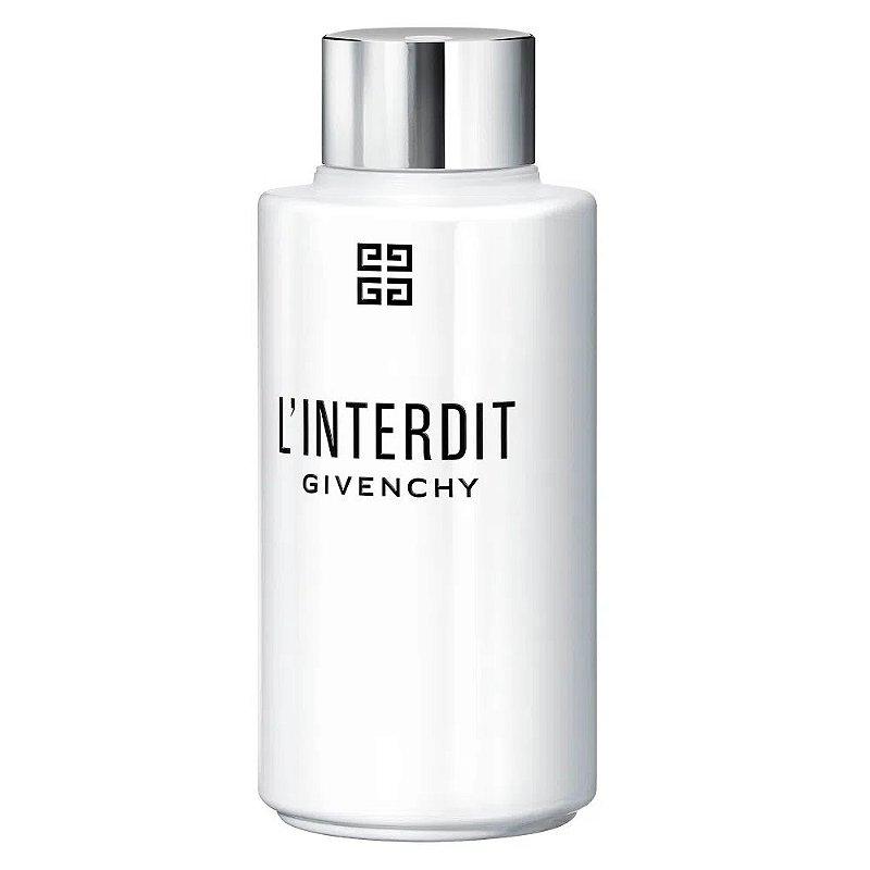 GIVENCHY L'INTERDIT BATH & SHOWER OIL EDP UNISSEX