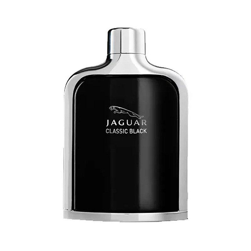 JAGUAR CLASSIC BLACK EDT MASCULINO