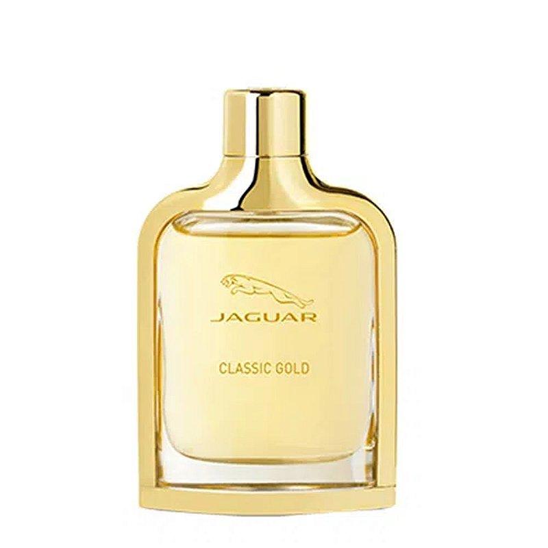 JAGUAR CLASSIC GOLD EDT MASCULINO