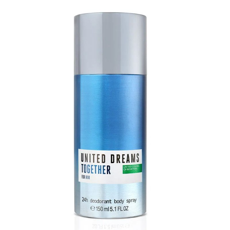 BENETTON TOGETHER DEO EDT MASCULINO