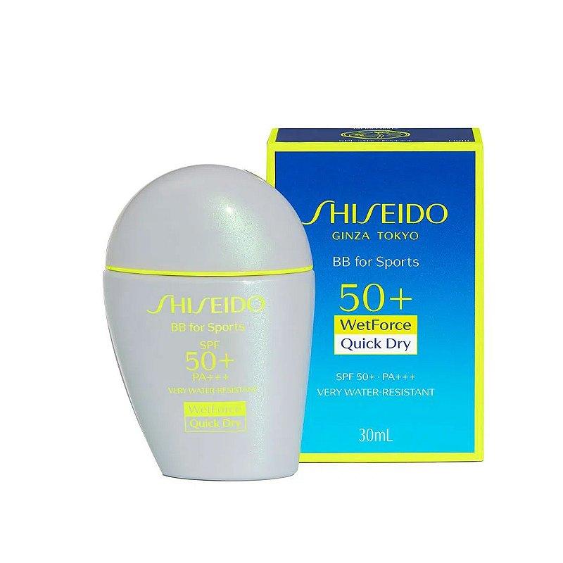 SHISEIDO BB FOR SPORTS WETFORCE LIGHT SPF50+ 30ML