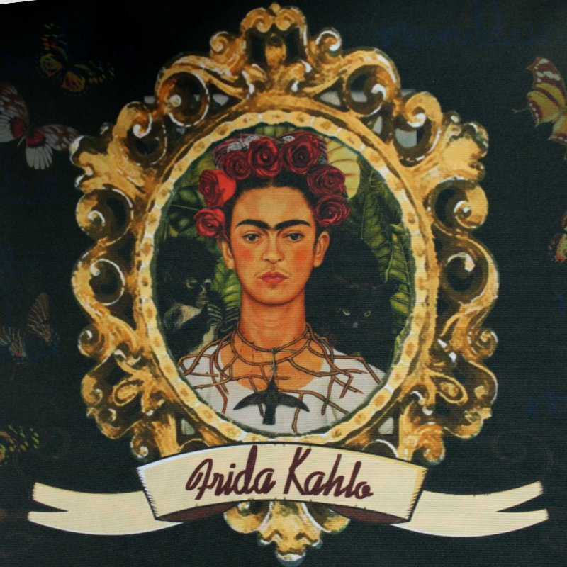 Estampa Frida Kahlo