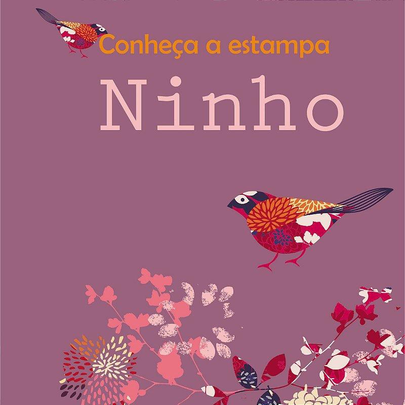 Estampa Ninho