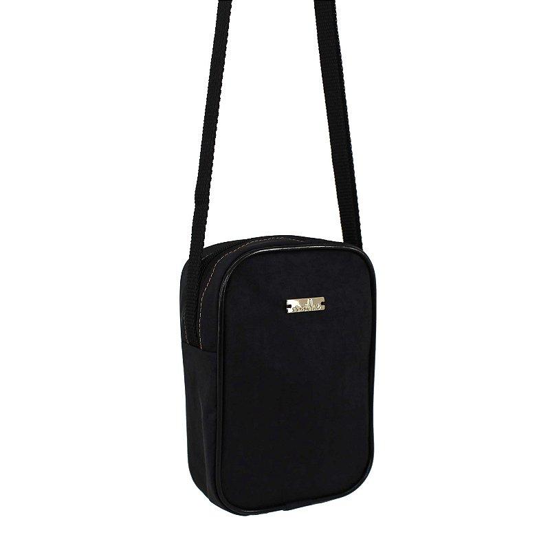 Bag Preta Unissex
