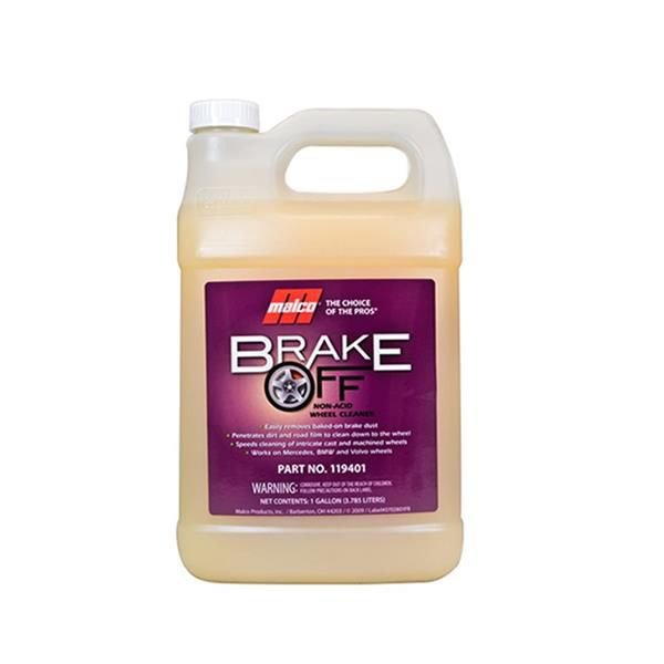 Limpador de Rodas - Brake Off 3.785ml - Malco