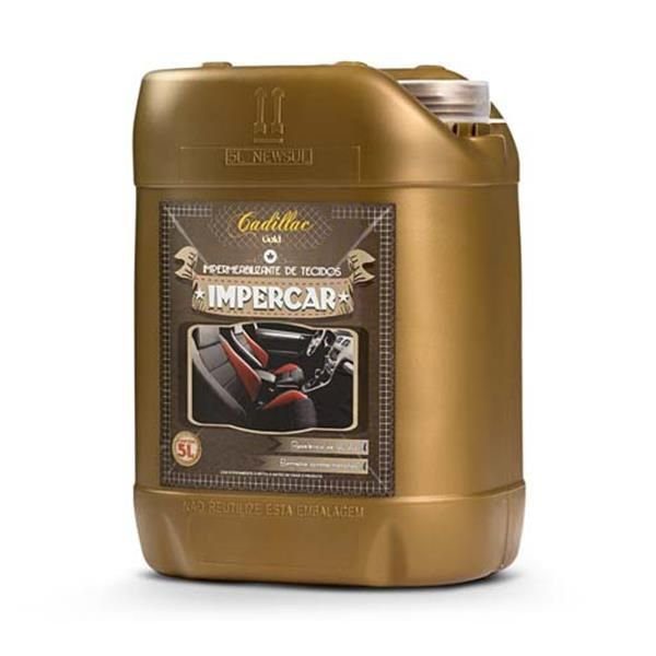 Impercar - Impermeabilizante de Tecidos 5L - Cadillac