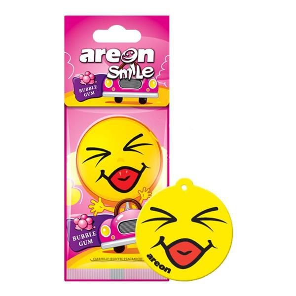 Areon Smile - Bublle Gum (Chiclete) - Areon