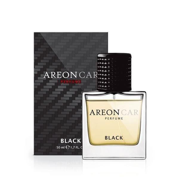 Areon Car Perfume Black 50ml - Areon