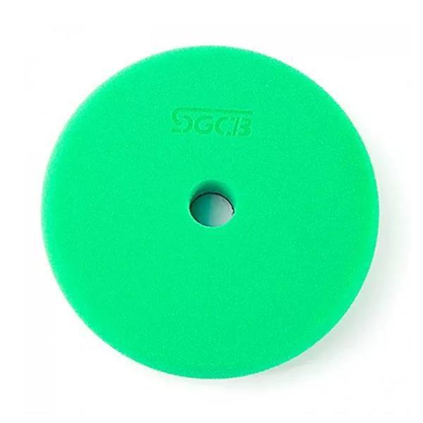 """Boina de Espuma Verde 3"""" Corte Leve - SGCB"""