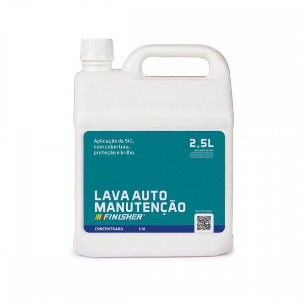 Lava Auto Manutenção - Sio2 2,5L - Finisher