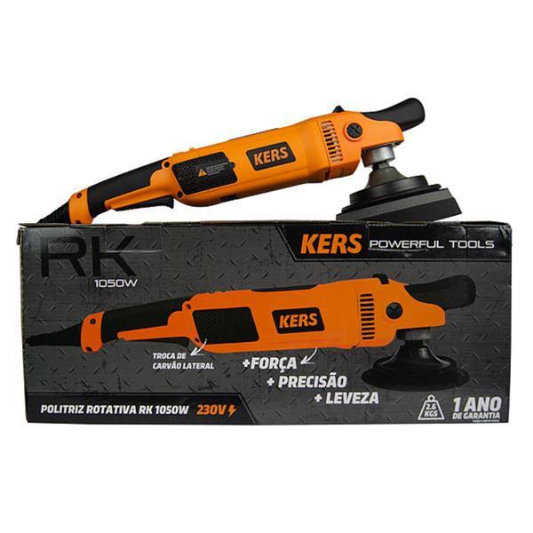 Politriz Rotativa RK 1050W 110/127V - Kers