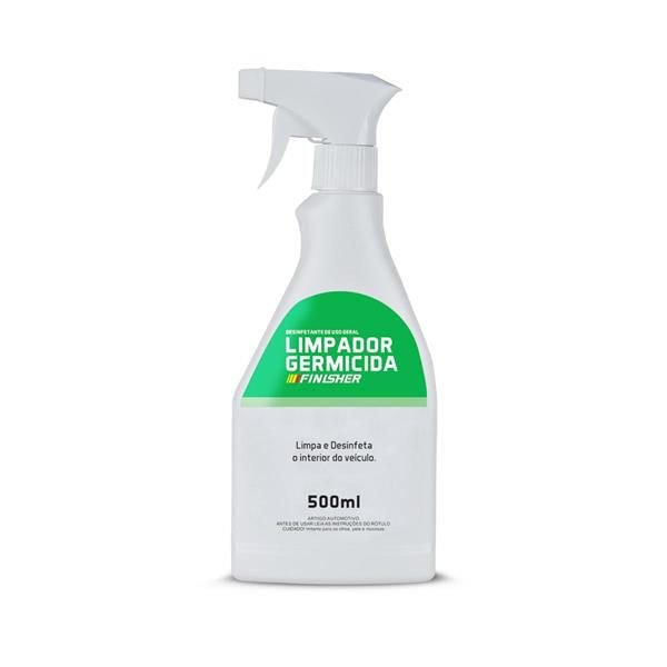 Limpador Germicida 500ml - Finisher