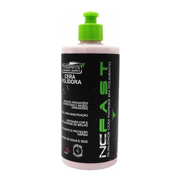 NC Fast Cera - Polidora 500ml - Nobrecar