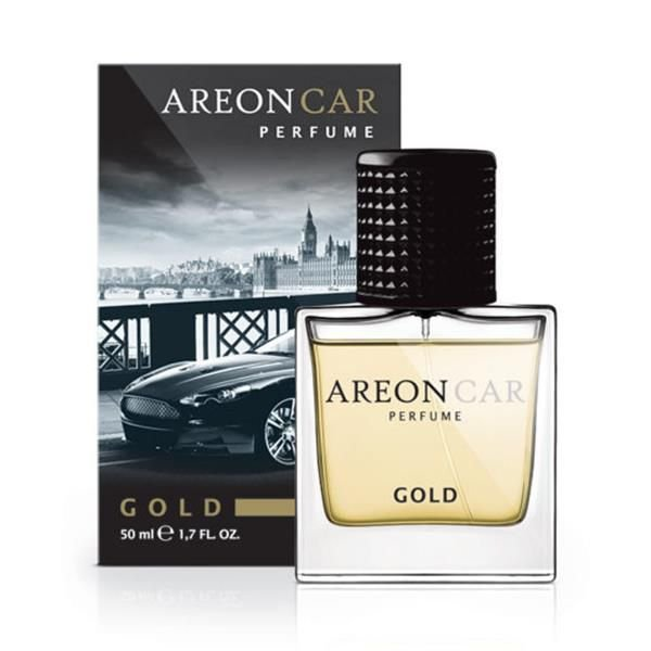 Areon Car Perfume Gold 50ml - Areon
