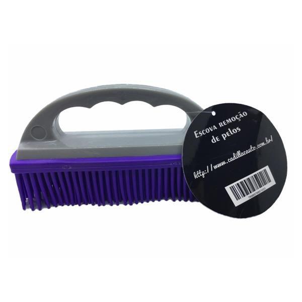 Escova Silicone (Remoção De Pelos) - Cadillac