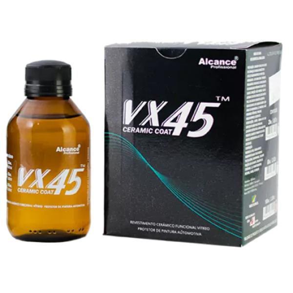 Vitrificador VX45 100ml - Alcance
