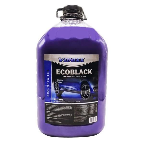 Ecoblack 5L - Vonixx