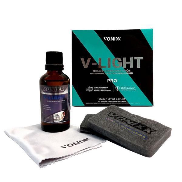 V-Light Pro - Revestimento Coating P/ Farois 50ml - Vonixx