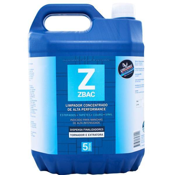 ZBAC APC - Bactericida com Poder Finalizador 5L - Easytech