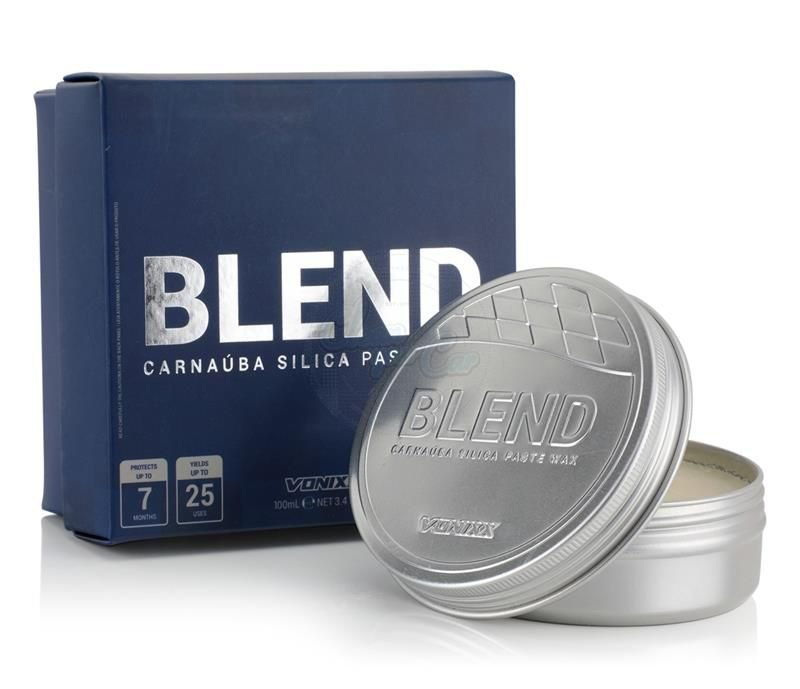 Blend Ceramic & Carnaúba Paste Wax 100ml - Vonixx