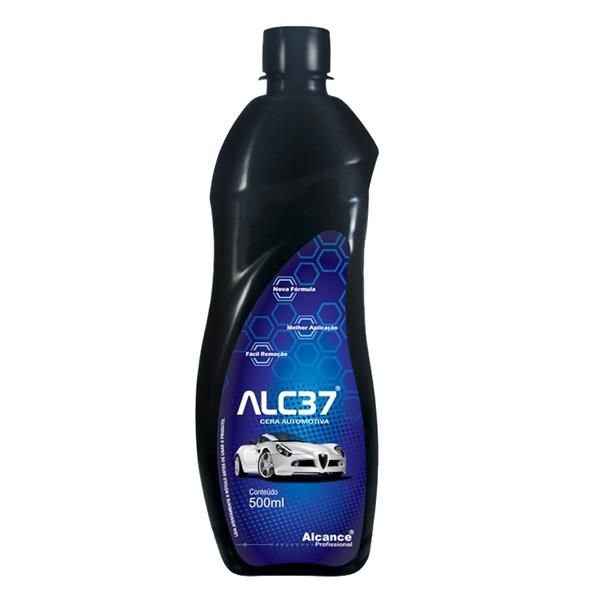 ALC37 (Cera Automotiva) 500ml - Alcance