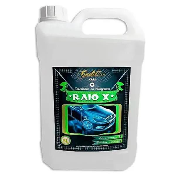 Raio X - Revelador de Hologramas 5L - Cadillac