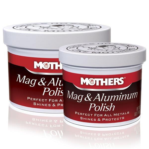 Mag & Aluminum - Polidor de Metais 141gr - Mothers