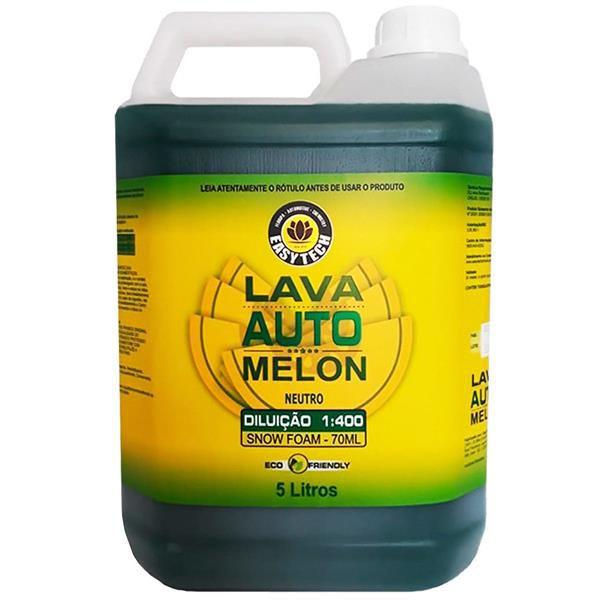 Lava Auto Melon - Concentrado 1:400 5L - Easytech