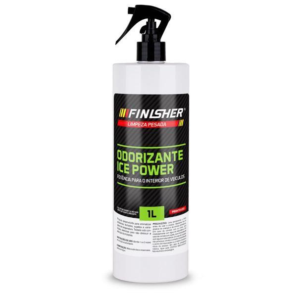 Odorizante Ice Power 1L - Finisher