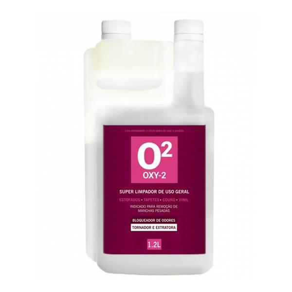 Oxy-2 - Limpador Super Concentrado 1200ml - Easytech