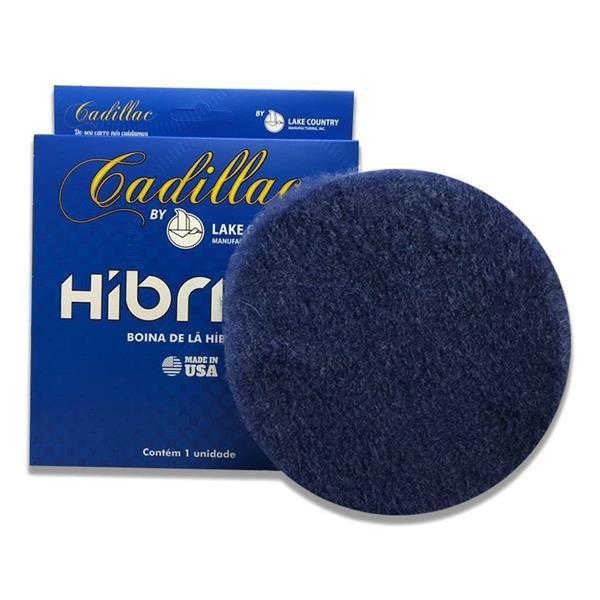 """Boina de Lã Azul - Hibrida 6"""" - Cadillac"""