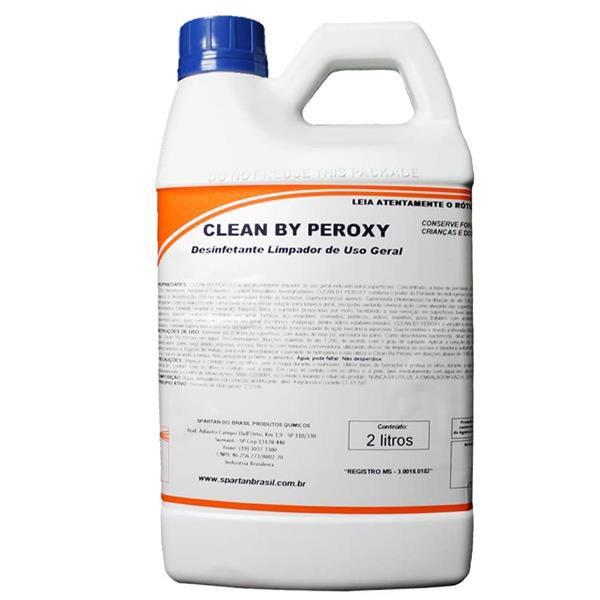 Clean By Peroxy 2L - Spartan