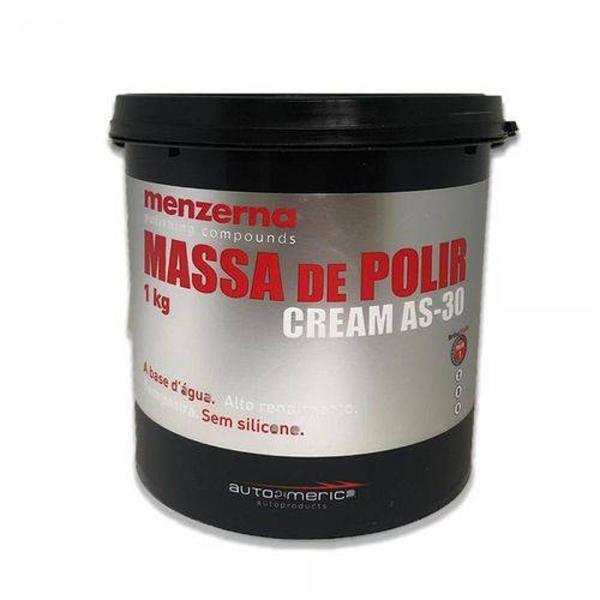 Massa de Polir Cream AS-30 1Kg - Menzerna