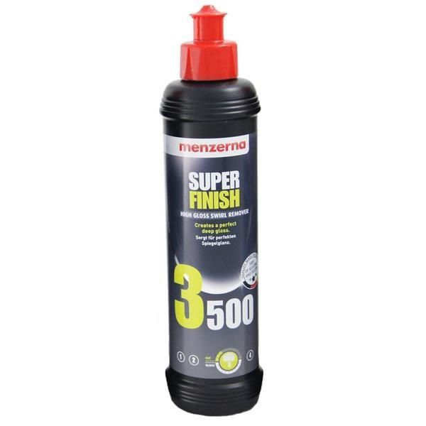 Super Finish SF3500 - Lustrador 250ml - Menzerna